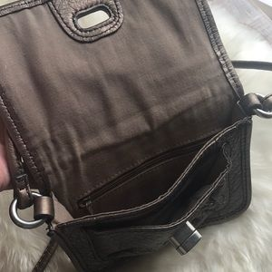 Fossil Bags - Fossil cross body copper color